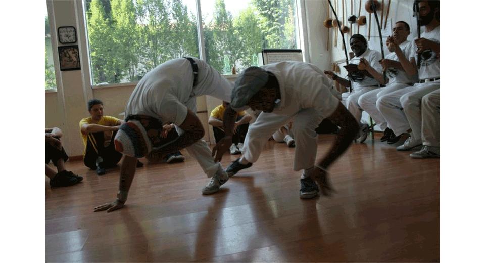 elementi della capoeira angola