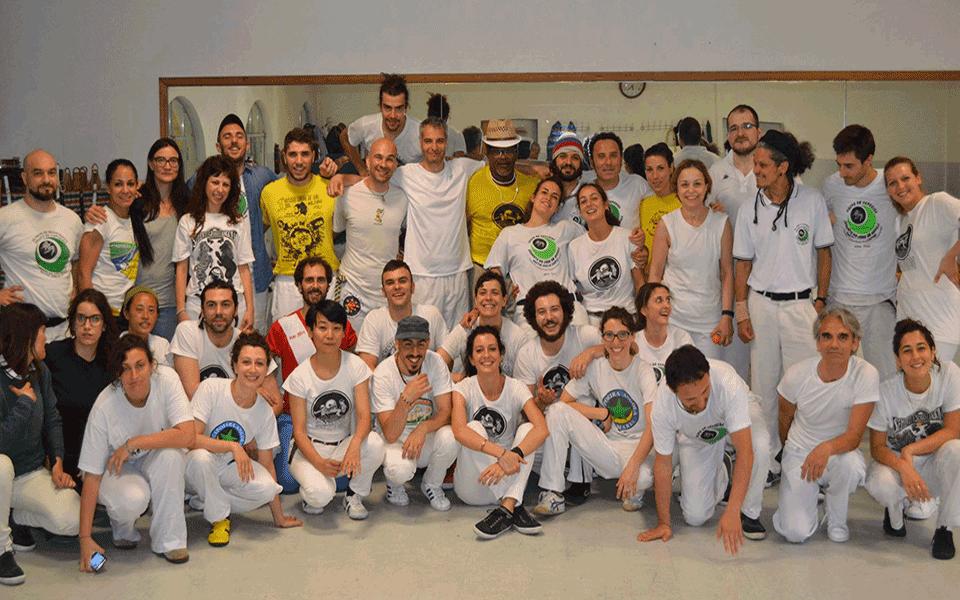 Capoeira angola gruppo di milano