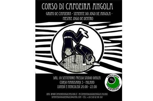 Corso di Capoeira Angola 2017-2018