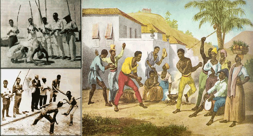 Cos'è la capoeira angola - storia e cultura