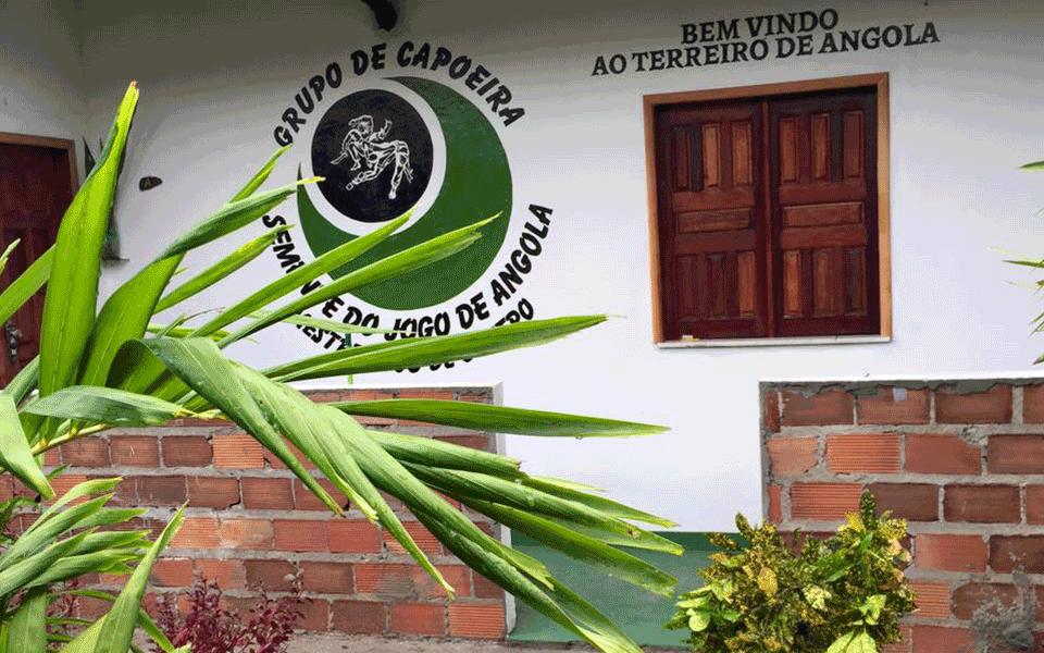 Semente do Jogo de Angola Brasile